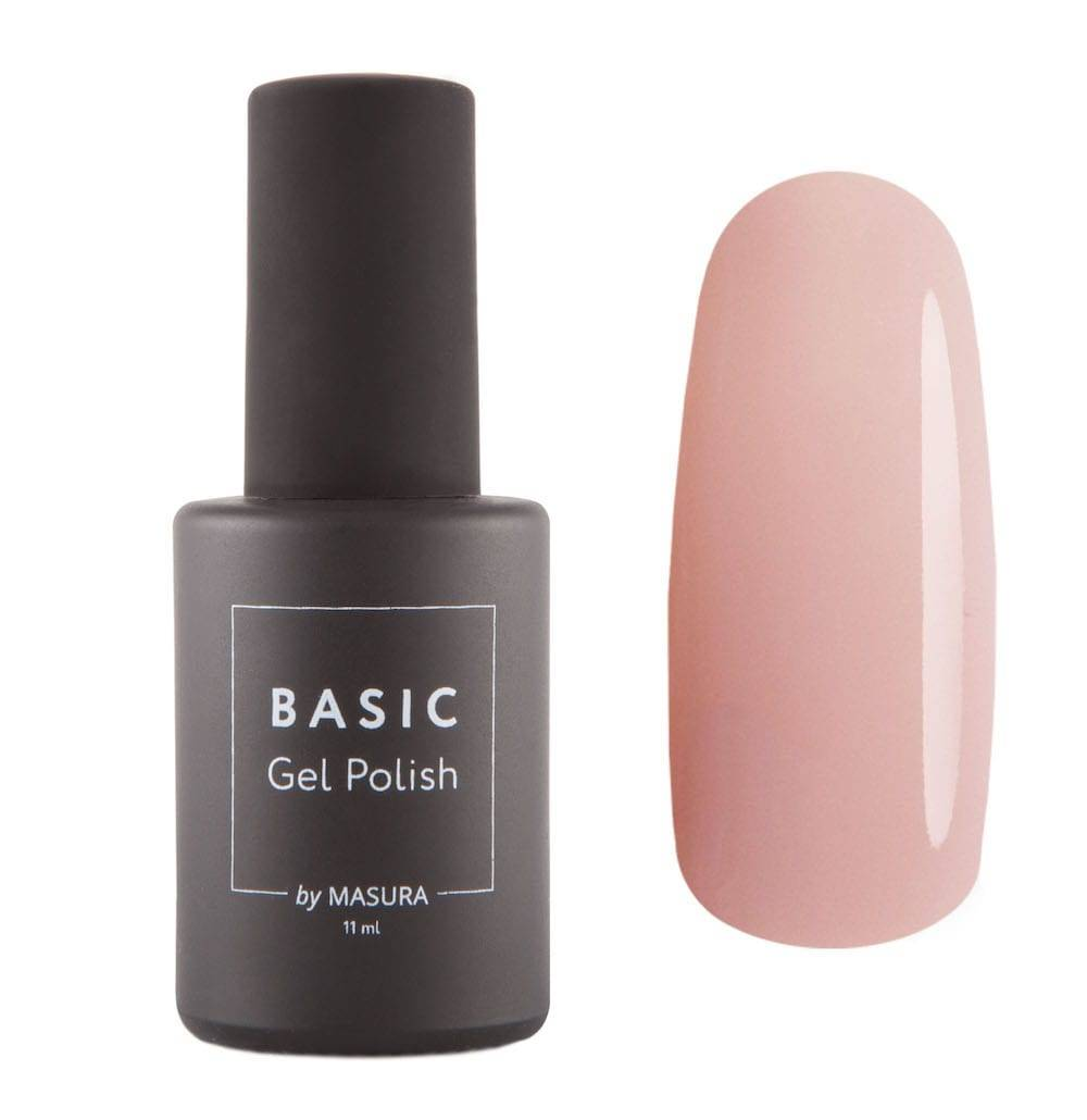 BASIC Nude Rubber Base, 11 ml
