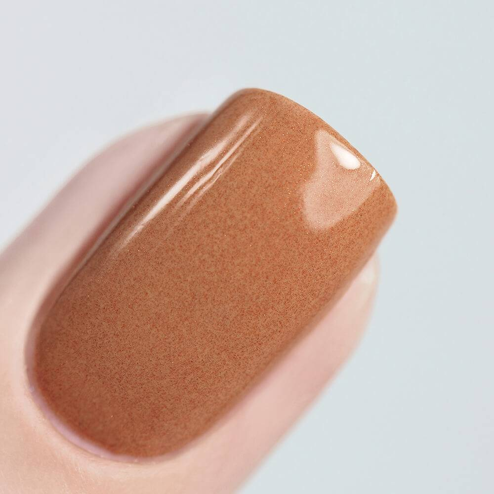 Nail polish Golden Mustard, 11 ml