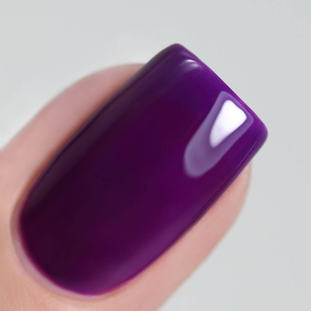 "Gel polish BASIC ""Blackberry"", 3,5 ml"