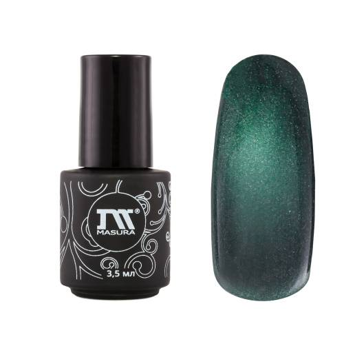 "Gel-polish ""Vintage Emerald"". 3.5 ml."
