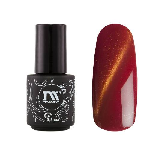 "Gel polish ""Crimson Cat"", 3,5 ml"