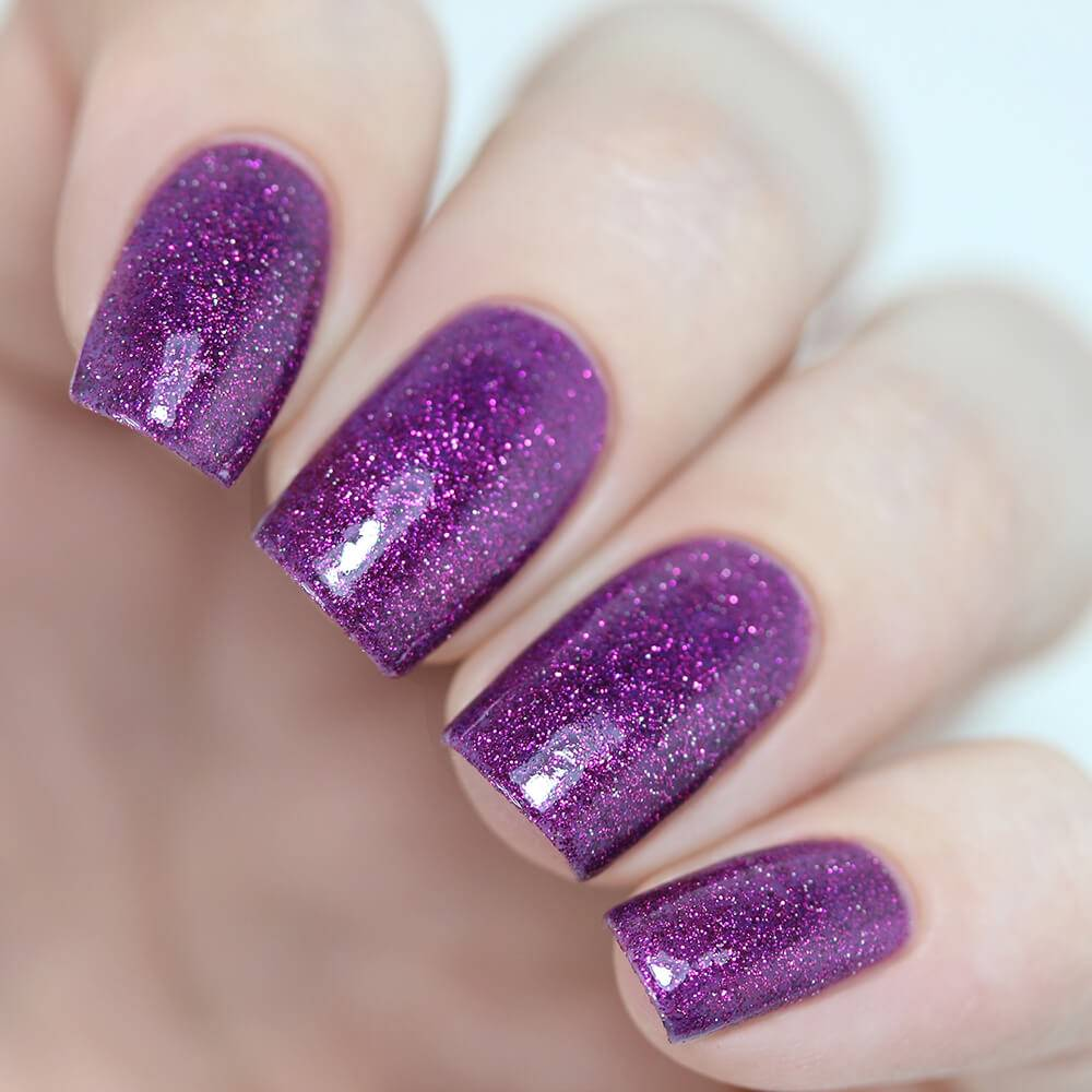 "Gel polish BASIC ""Purple"", 3,5 ml"