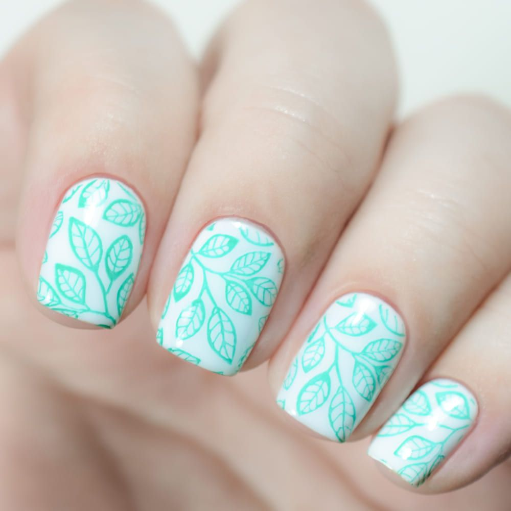 Stamping Gel Polish BASIC green, 8 ml