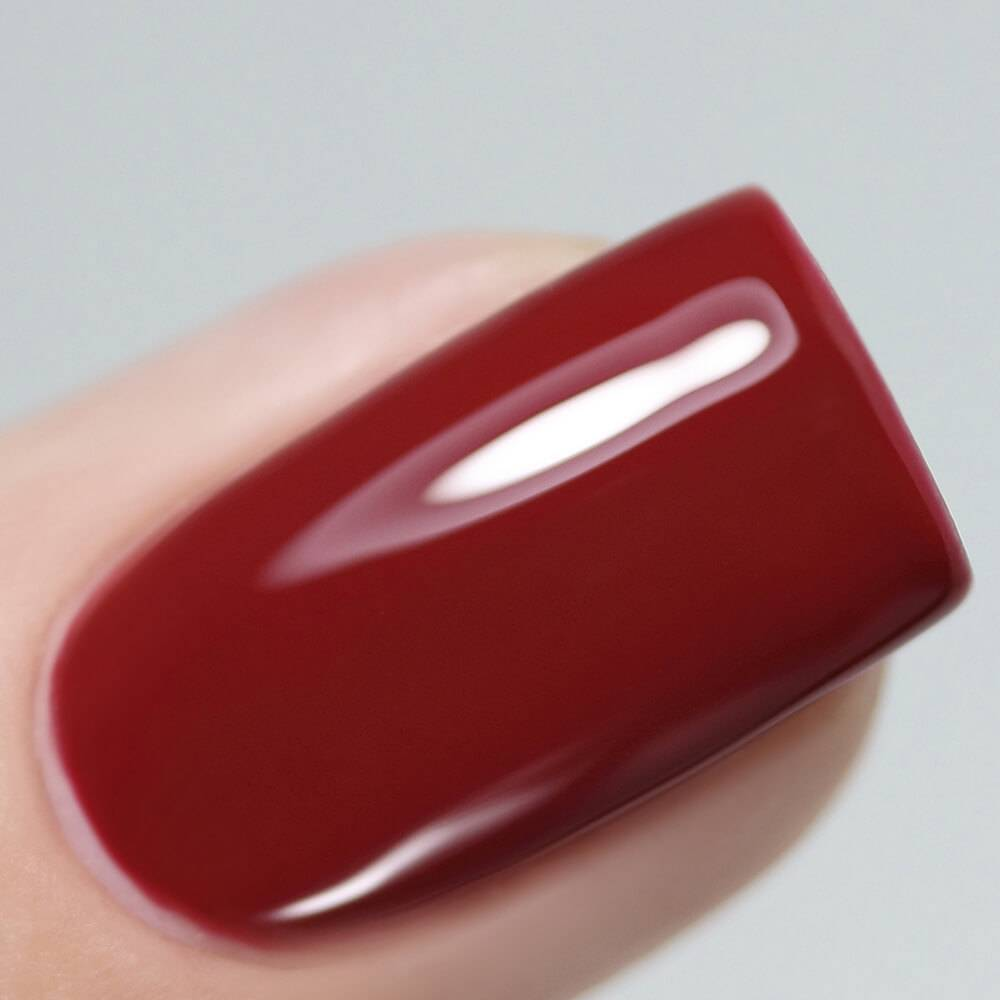 "Gel polish BASIC ""Expensive Wine"", 3,5 ml"