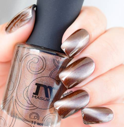 Nail polish 'Smoky Quartz', 3.5 ml