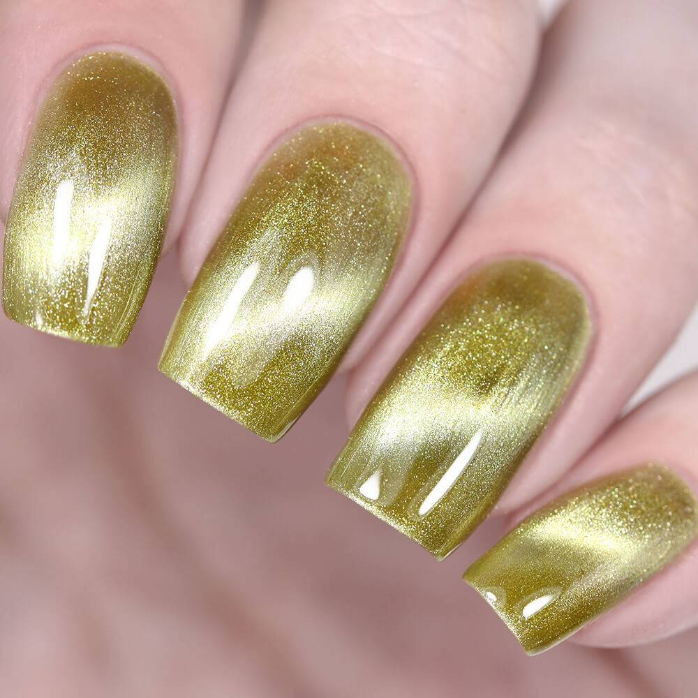 Nail polish Gold Rose, 11 ml